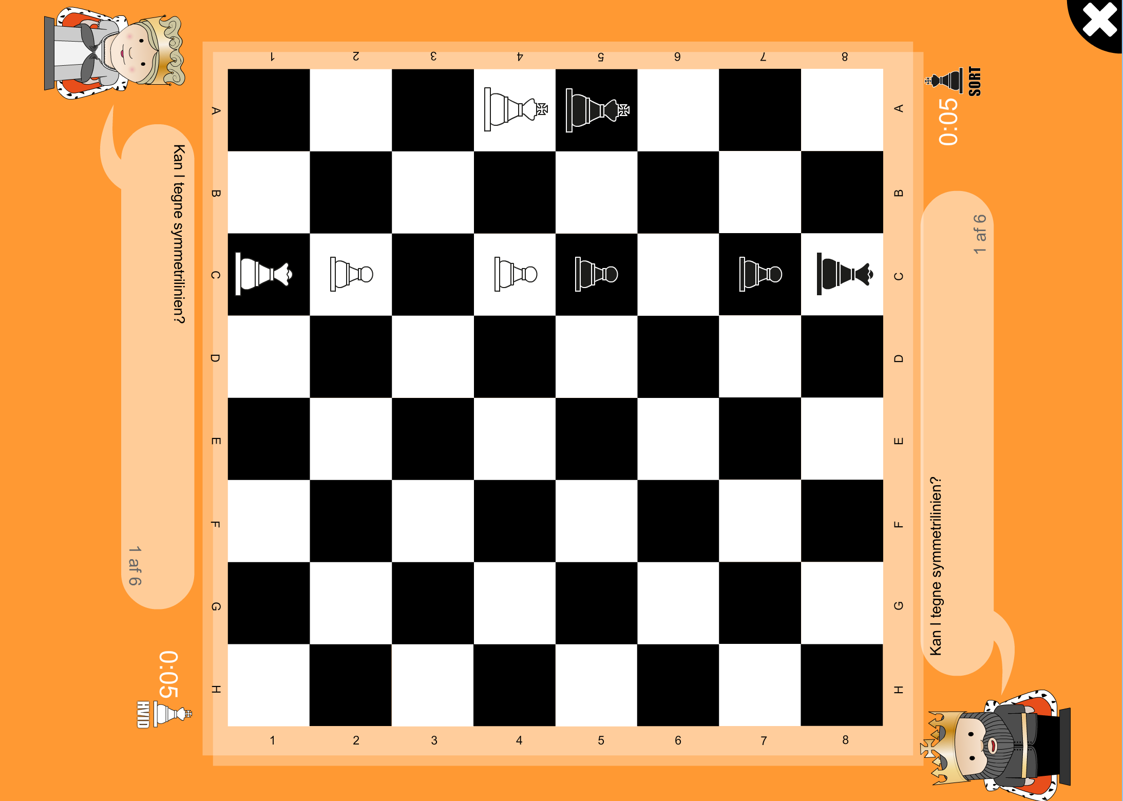 ChessSymmetry